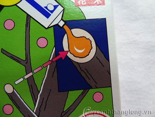 Keo liền sẹo cho cây