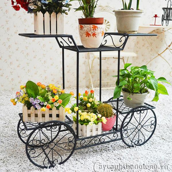Giá để chậu hoa 142