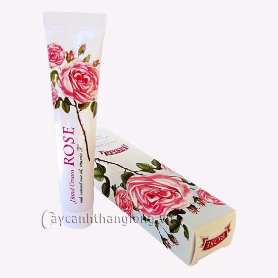 Kem dưỡng da tay hoa hồng bulgaria 50ml