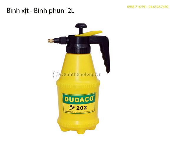 Bình phun 02 lít