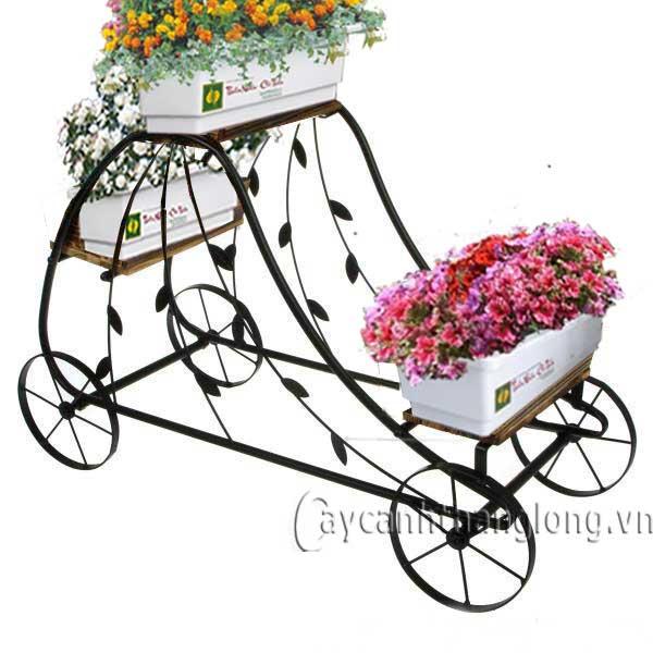 kệ giá chậu hoa - vẻ đẹp bất ngờ | hoala.vn