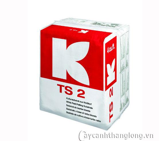Gía thể gieo hạt Châu Âu Klasmann TS 2