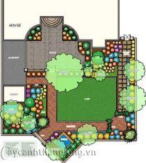 Thiết kế vườn cảnh nghệ thuật