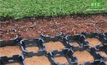 TurfPave - vỉ trồng cỏ trên bãi đậu xe