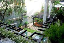 Sáu kinh nghiệm chăm sóc vườn trên mái