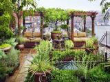5 lời khuyên khi tạo vườn trên mái