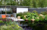 Một số chú ý khi thiết kế tiểu cảnh nước trong vườn