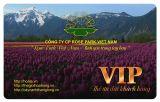 Thông báo phát hành thẻ VIP - thẻ ưu đãi khách hàng thân thiết