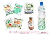 Bộ sản phẩm dinh dưỡng và thuốc đặc trị bệnh chuyên dụng cho HOA HỒNG