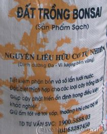 Đất trồng Bonsai Hoa Cây Cảnh