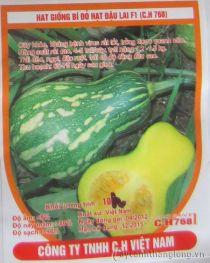 Hạt giống Bí đỏ hạt đậu