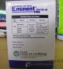 Thuốc trừ bệnh Eminent