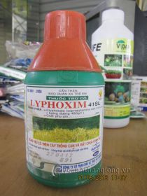 Thuốc trừ cỏ Lyphoxim 41SL