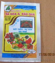 Kích thích ra hoa đậu quả Dana 01