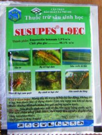 Thuốc trừ sâu sinh học Susupes 1.9EC