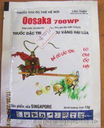 Thuốc trừ ốc vàng Oosaka 700WP
