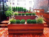 Bồn gỗ trồng hoa cây cảnh 37
