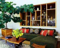 Chậu gỗ trồng hoa cây cảnh 70
