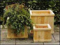 Chậu gỗ trồng hoa cây cảnh 74