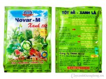 Tốt nhanh xanh lá Novar -M
