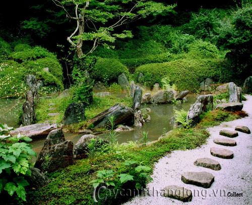 Mẫu vườn Phương Đông 3