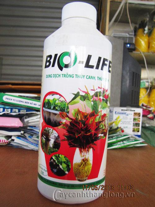 Dung dịch trồng thủy canh, thủy sinh Bio -life