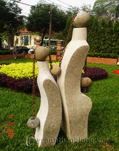 Tượng trang trí vườn 13