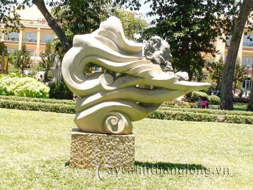 Tượng trang trí vườn 14