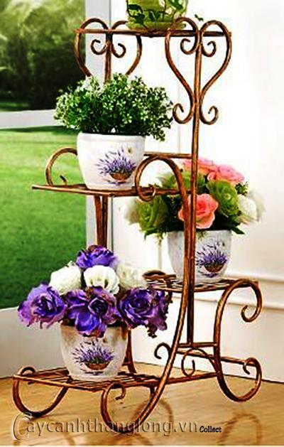 Giá để chậu hoa 134